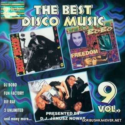 [Snake's Music] The Best Disco Music vol 09 [1995]