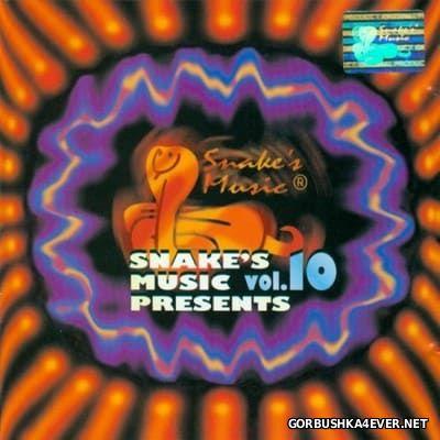 [Snake's Music] Snake's Music Presents vol 10 [1995]