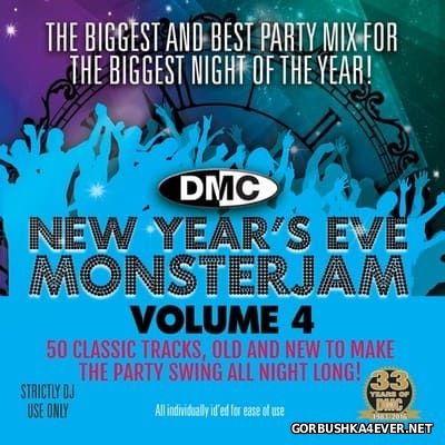 [DMC] Monsterjam - New Year's Eve 4 [2016] Mixed By Showstoppers & Co