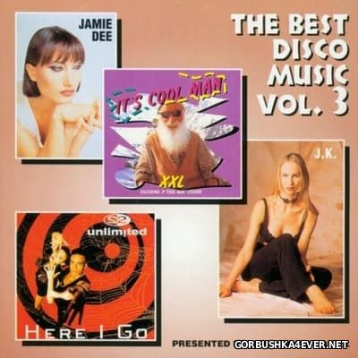 [Snake's Music] The Best Disco Music vol 03 [1995]