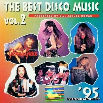 [Snake's Music] The Best Disco Music vol 02 [1995]