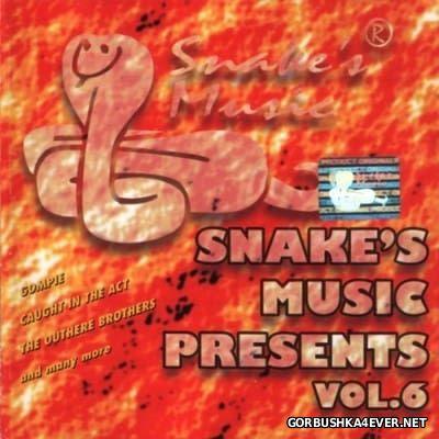 [Snake's Music] Snake's Music Presents vol 06 [1995]