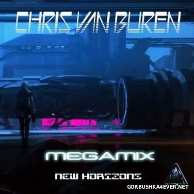 Chris Van Buren - New Horizons Promo Megamix [2017] by Patrick DJ