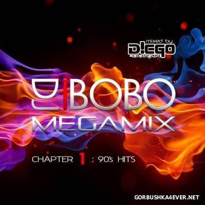 DJ D!ego - DJ Bobo Megamix Chapter 1 [2016] 90's Hits