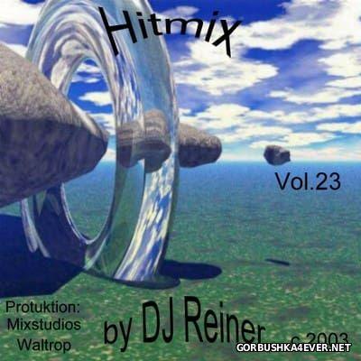 DJ Reiner - Hitmix vol 23 [2003]