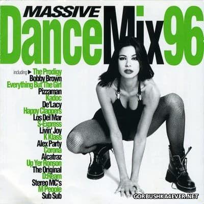 Massive Dance Mix 96 [1996] / 2xCD