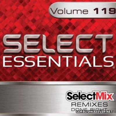 [Select Mix] Select Essentials vol 119 [2017]