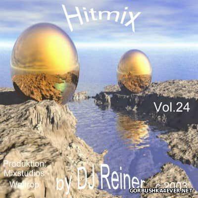 DJ Reiner - Hitmix vol 24 [2003]