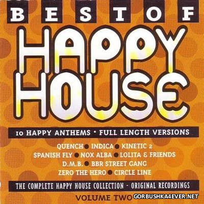 Best Of Happy House vol 2 [1996]