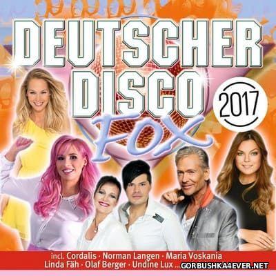 Deutscher Disco Fox 2017 / 2xCD
