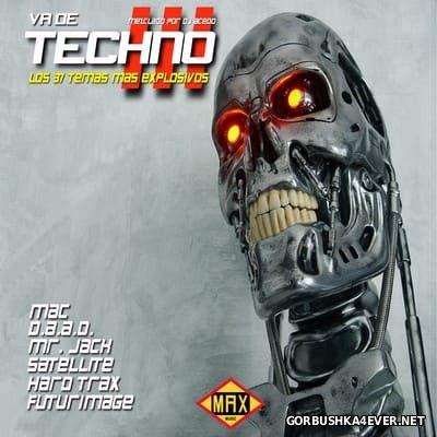 Va De Techno III [2017] Mixed by DJ Acedo