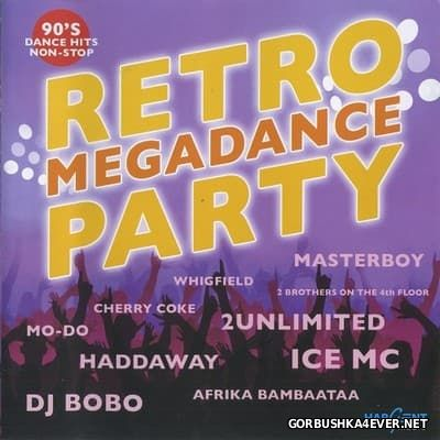 [90's Dance Non-Stop] Retro Megadance Party 1 [2007]