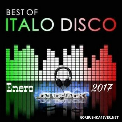 DJ Drack - The Best Of ItaloDisco Enero Mix 2017