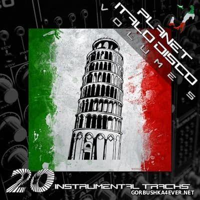 Planet Italo Disco vol 5 [2017]