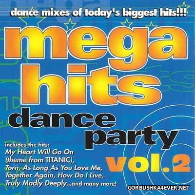 Mega Hits Dance Party vol 2 [1998]