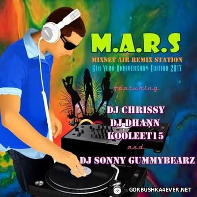 M.A.R.S Mix Set [2017] 6th Year Anniversary Edition