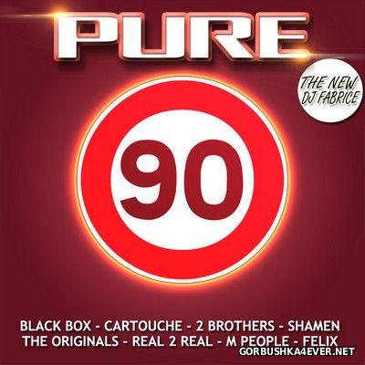 DJ Fabrice - Pure 90 [2017]