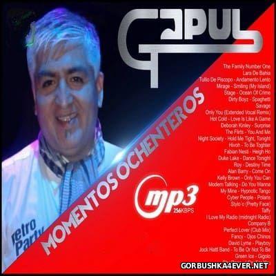 DJ Le Salt - Gapul Momentos Ochenteros Mix [2016]