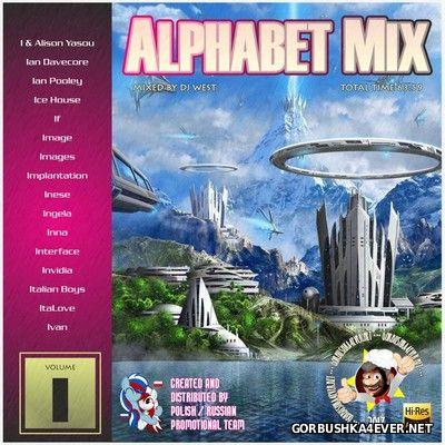 DJ West - Alphabet Mix - volume I [2017]