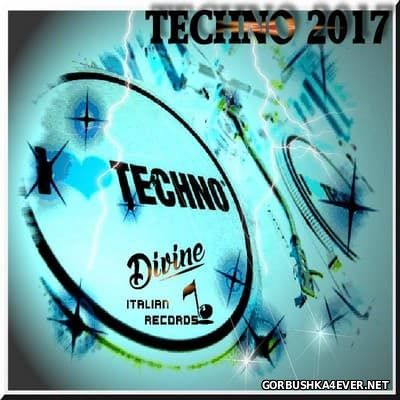 DJ Divine - Techno Mix 2017