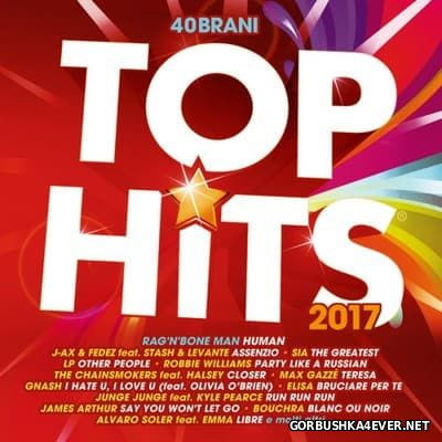 Top Hits 2017 / 2xCD