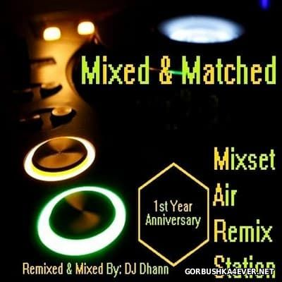 M.A.R.S Mix Set [2012] 1st Year Anniversary Edition