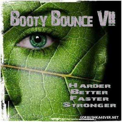 DJ DDM - Booty Bounce Vol VII [2017]