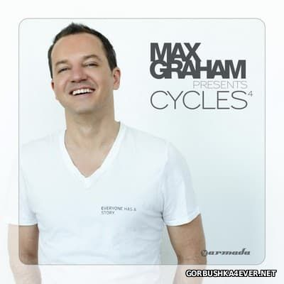 Cycles 4 [2013] / 2xCD / Mixed By Max Graham