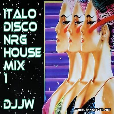 DJJW - Italo Disco HRG House Mix 1 [2017]