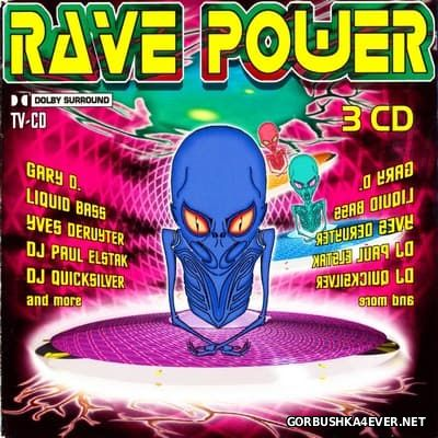 [ZYX] Rave Power [1997] / 3xCD