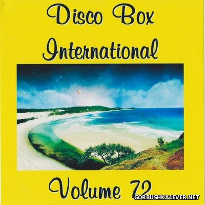 Disco Box International vol 72 [2017] / 2xCD
