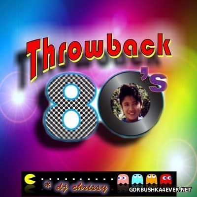 J Chrissy - Throwback 80's [2015]
