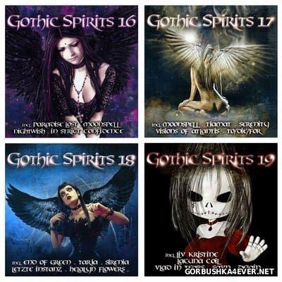 Gothic Spirits vol 16 - vol 19 [2012-2015] / 8xCD