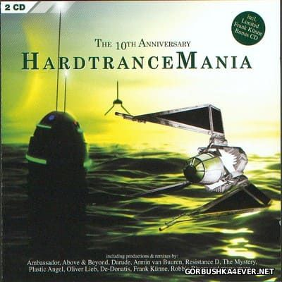 [H&G Records] HardtranceMania - The 10th [2001] / 2xCD / Anniversary Edition