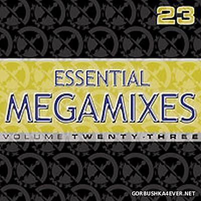 X-Mix Essential Megamixes vol 23
