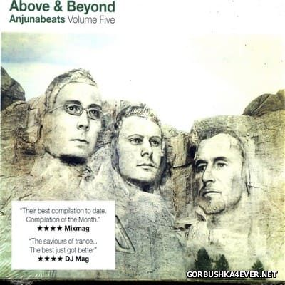Anjunabeats Volume 5 [2007] Mixed By Above And Beyond
