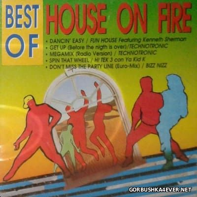 [CNR] Best Of House On Fire vol 1 [1993]