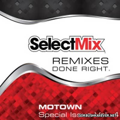 [Select Mix] Motown Special Issue vol 4 [2017]