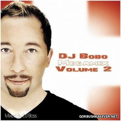 DJ Ridha Boss - DJ Bobo Megamix 2 [2017]