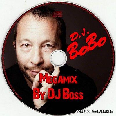 DJ Ridha Boss - DJ Bobo Megamix [2017]