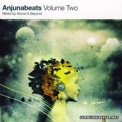 Anjunabeats Volume 2 [2004] Mixed By Above And Beyond