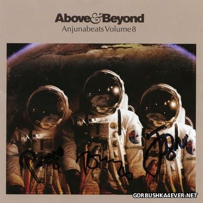 Anjunabeats Volume 8 [2010] Mixed By Above And Beyond