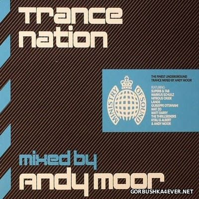[Ministry Of Sound] Trance Nation [2010] / 2xCD / Mixed by Andy Moor