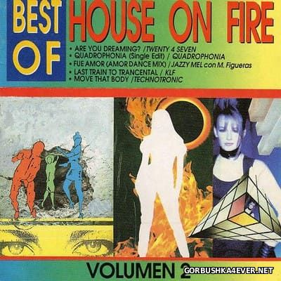 [CNR] Best Of House On Fire vol 2 [1993]