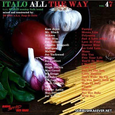 DJ Chez - Italo All The Way vol 47 [2017]