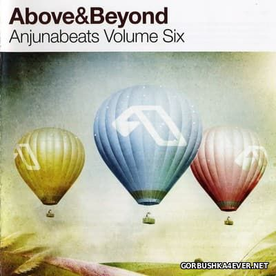 Anjunabeats Volume 6 [2008] Mixed By Above And Beyond