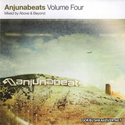 Anjunabeats Volume 4 [2006] Mixed By Above And Beyond