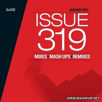Mastermix Issue 319 [2013] January / 2xCD