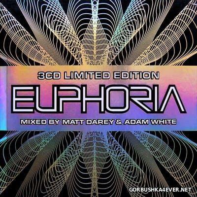 Limited Edition Euphoria [2003] / 3xCD / Mixed by Matt Darey & Adam White
