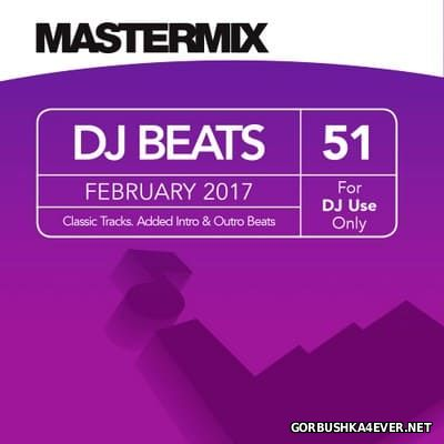 [Mastermix] DJ Beats vol 51 [2017]